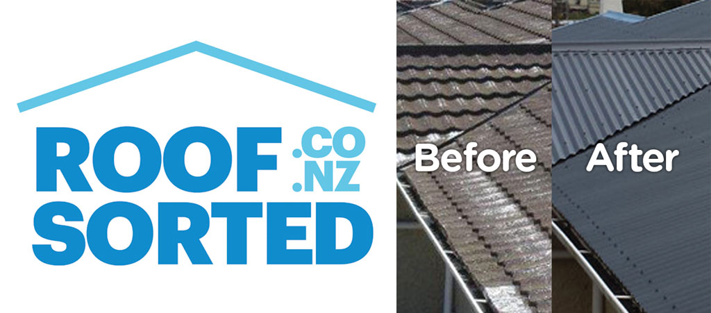 colorcote roof.co.nz sorted logo before and after